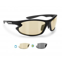 F676YA Photochromic Motorcycle Sunglasses