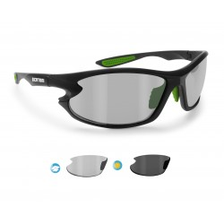 P676FTM Photochromic Polarized Motorcycle Sunglasses