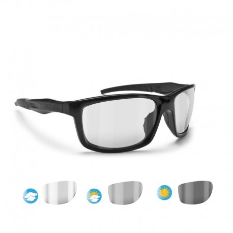 motorcycle Photochromic sunglasses ALIEN F02