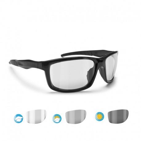 occhiali moto Fotocromatici ALIEN F02