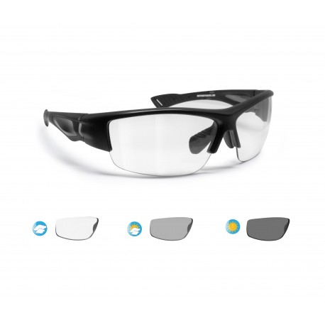 Photochromic Motorcycle Sunglasses F1001A