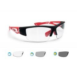 Occhiali Moto Fotocromatici F1001B