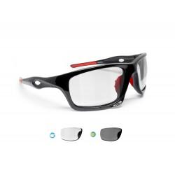 Photochromic Motorcycle Sunglasses OMEGA F02