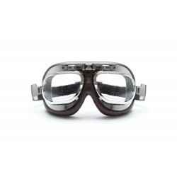 AF191CRB Motocycle Chromed goggles