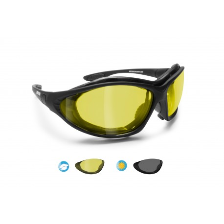 Photochromic Polarized Goggles P333FTA