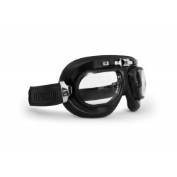AF191L Motocycle Leather Goggles
