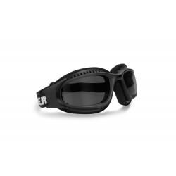 AF113A Lunettes masque moto