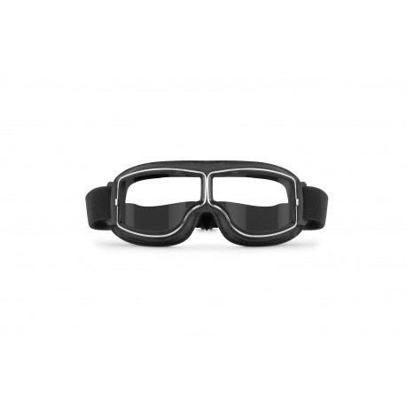 AF188B Motorcycle Goggles front view