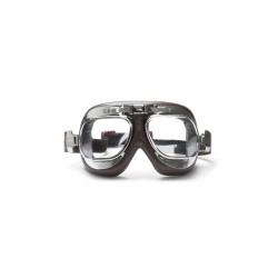 Mascara moto AF193CRB Vista frontal