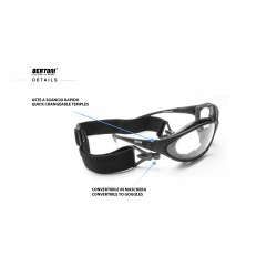 FT333B Motorcycle goggles