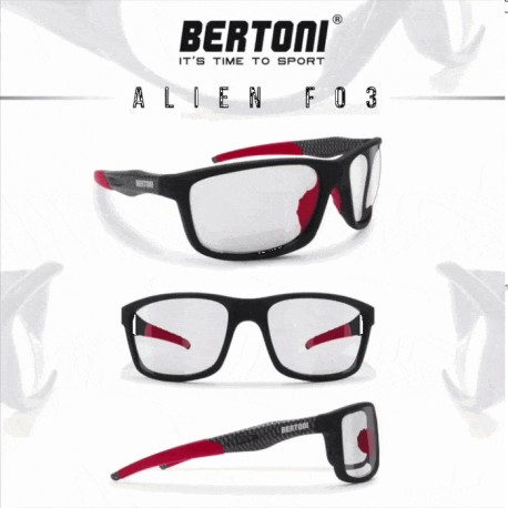 Occhiali fotocromatici ALIEN F03