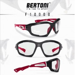F1000B Motorcycle Photochromic Sunglasses Antifog