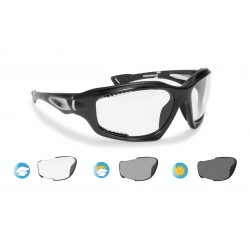Motorcycle Photochromic Sunglasses Antifog F1000A