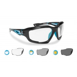 Motorcycle Photochromic Sunglasses F1000D