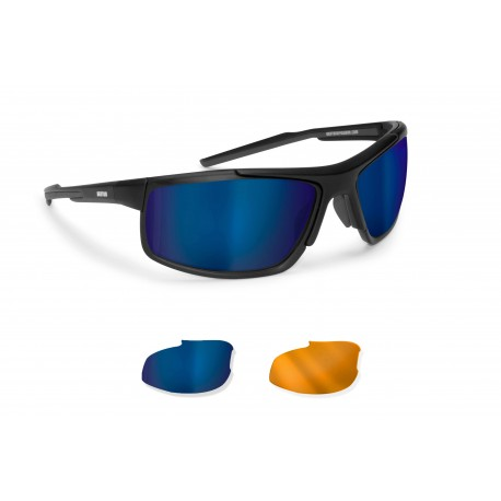 D180A Sunglasses interchangeable lenses