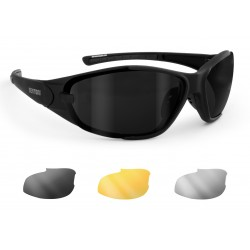 Antifog interchangeable lenses goggles AF109A