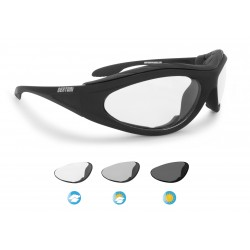 motorcycle Photochromic sunglasses F125A