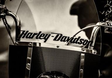 Motorradbrillen für Harley