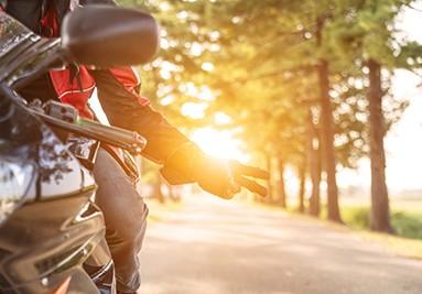 Tourenräder Motorradbrille